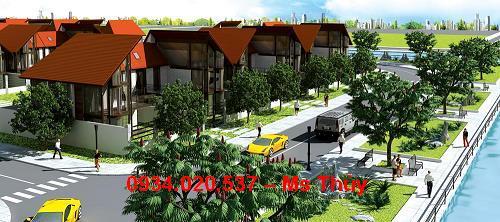 mua đất dự án Golden City