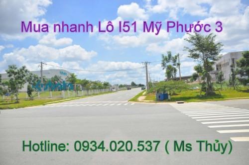 Cần mua Lô I51 Mỹ Phước 3 số lượng lớn ,giá cao