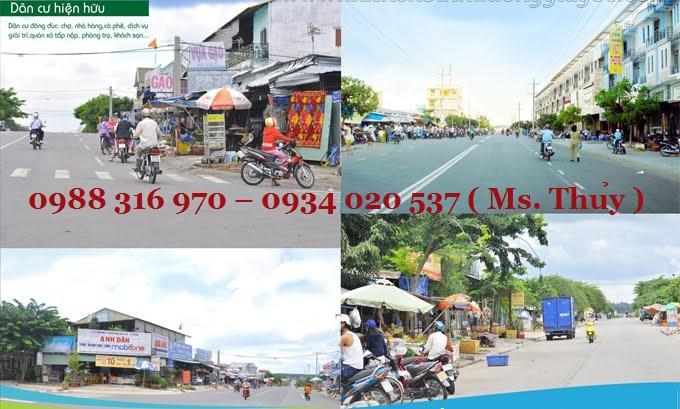 Lô I65 Mỹ Phước 3 mua giá cao đất chính chủ