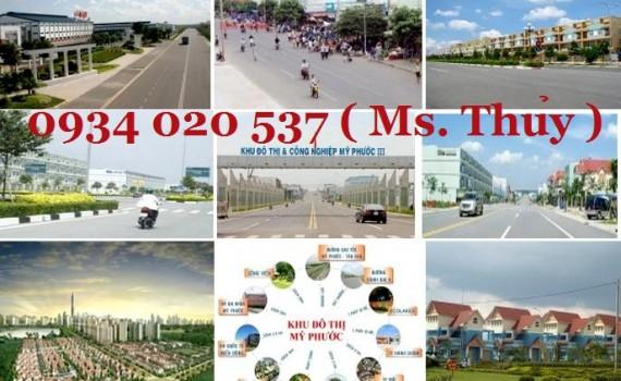 Cần mua lô I66 Mỹ Phước 3 đầu tư kinh doanh
