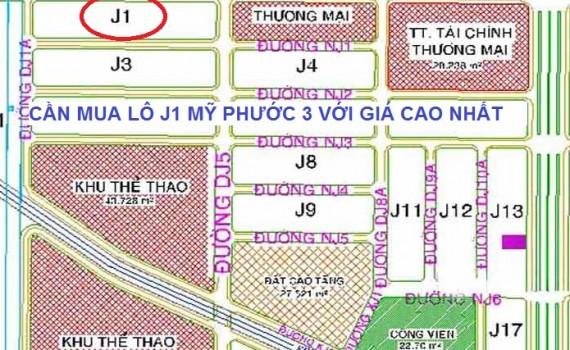 Lô J3 Mỹ Phước 3