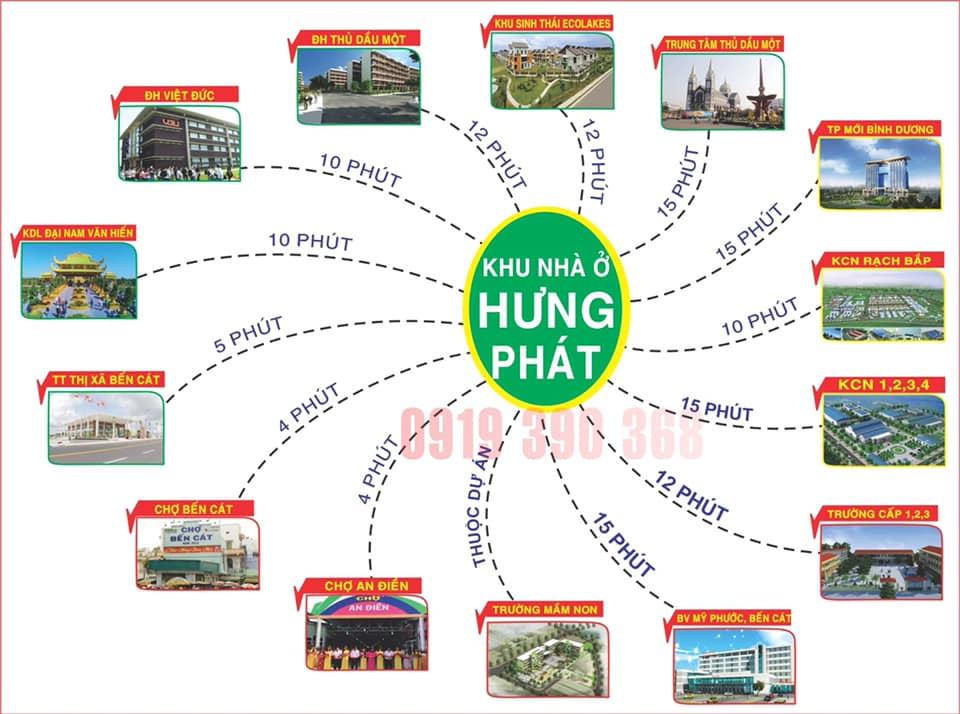Mua nhà ở tại An Điền